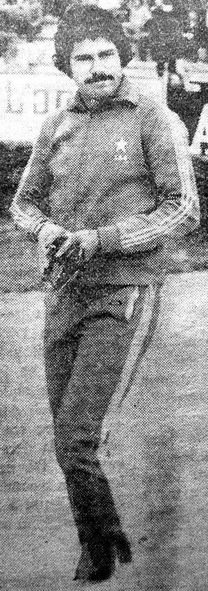 Abdelmajid Chetali - Chetali managing Étoile du Sahel in 1973