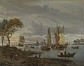 Abraham Storck - Een rivierzicht.jpg