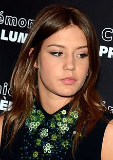 Adèle Exarchopoulos Wikipedia