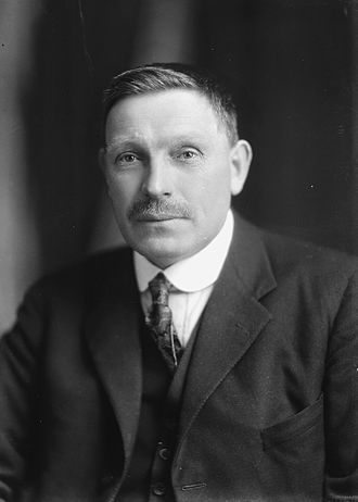 New Zealand National Party - Adam Hamilton was the first leader of the National Party.
