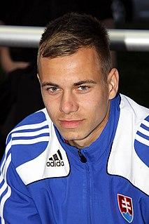 Adam Morong slovak soccer player