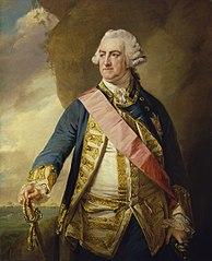 Admiral Sir Edward Hawke, 1705-1781, 1st Baron Hawke