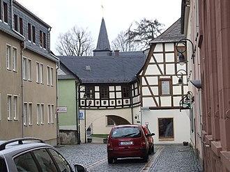 Adorf - The Freiberger Tor