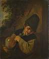 Adriaen van Ostade - A Peasant with a Jug NG NG NG2543.jpg