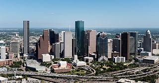 Greater Houston Metropolitan area in Texas, United States