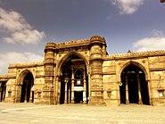 Ahmedabad Jama Masjid 2