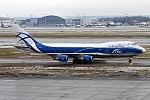AirBridge Cargo, VP-BIK, Boeing 747-46NF ER (24367400897).jpg