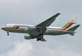 Air Zimbabwe Boeing 767-200ER Z-WPF SIN 2005-7-23.png