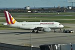 Airbus A319-112 'D-AKNP' Germanwings (47509211891).jpg