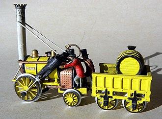 "Airfix - Airfix's ""Rocket"" locomotive"