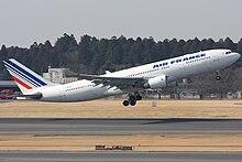 l'Airbus A330 F-GZCH