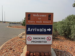 Airport Ayers Rock Arrival Sign.jpg