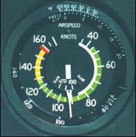 Fluggeschwindigkeit