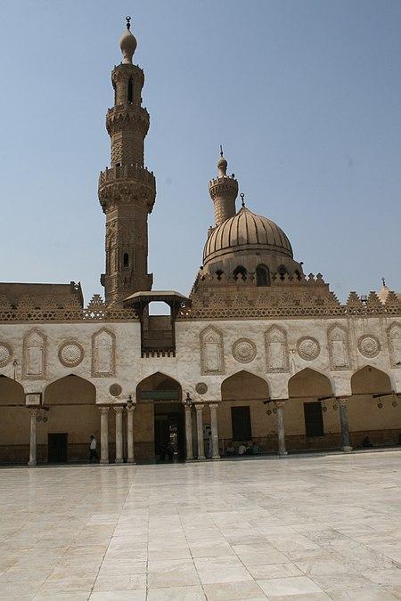 Al-Azhar Mosque, Cairo, Egypt7.jpg