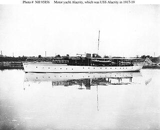 USS <i>Alacrity</i> (SP-206)