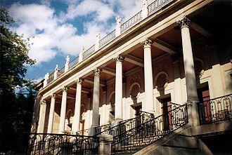 Parque de El Capricho - Palace