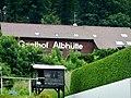 Albhütte, (zeitweise) Reutlinger Hütte in Traifelberg - panoramio.jpg