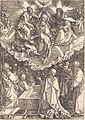 Albrecht Dürer - The Assumption and Coronation of the Virgin (NGA 1943.3.3631).jpg