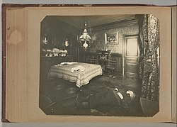Album of Paris Crime Scenes - Attributed to Alphonse Bertillon. DP263788.jpg