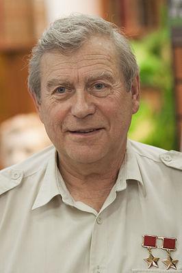 Boordwerktuigkundige Aleksandrov in 2012