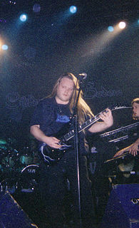 Alexander Kuoppala Finnish musician