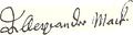 Alexander Mack signature.png