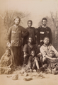 Alexandre de Serpa Pinto with the survivors of his expedition from São Paulo da Assunção de Loanda to Natal (c. 1879).png