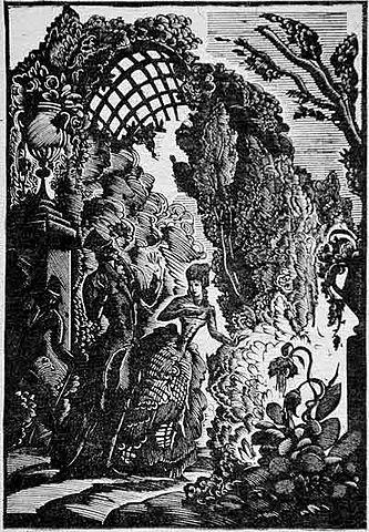 А. Кравченко. Иллюстрация к повести «Повелитель блох», 1922