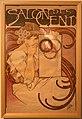Alfons mucha, salon des cent, litografia, 1897.jpg