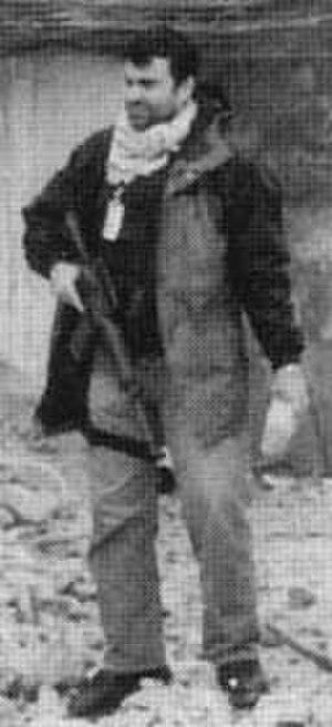 Ali Soufan - FBI lead investigator Soufan in Afghanistan (2001)