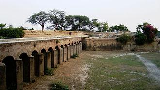 Aligarh - Aligarh fort, Aligarh