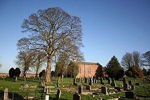 Holland Fen - Image: All Saints' church geograph.org.uk 672681
