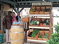 All local vegetables in season at Poulsden Lace - geograph.org.uk - 1520478.jpg