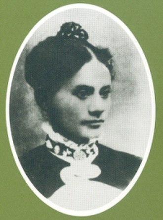 Josephine Leavell Allensworth - Image: Allensworth josephine