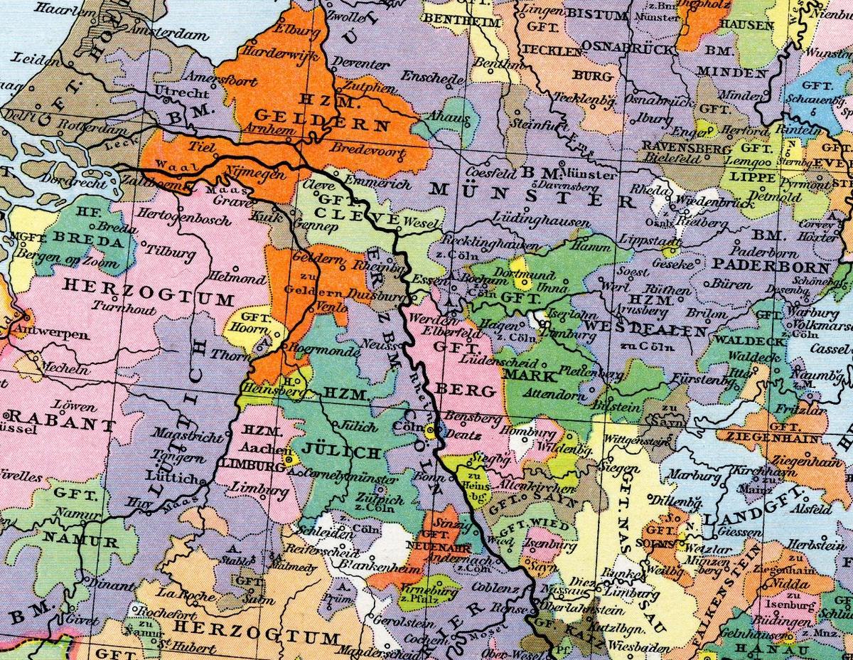 deutschland 16 jahrhundert karte Allgemeiner Historischer Handatlas – Wikipedia