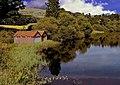 Alloch Dam Boathouses - geograph.org.uk - 1564349.jpg