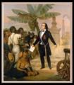 Alphonse Garreau.- L'Emancipation à la Réunion le 20 octobre 1848.png