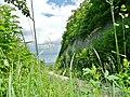 Alte Autobahntrasse der BAB A8 bei Aichelberg - panoramio.jpg