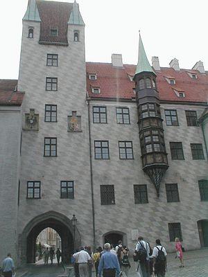 Alter Hof - Alter Hof (Burgstock)