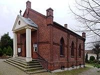 Am alten Friedhof (Berlin-Altglienicke) Kapelle.JPG