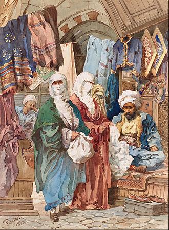 Amedeo Preziosi -  Amedeo Preziosi - The Silk Bazaar