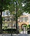 Ambassade d'Afghanistan en France, 32 rue Raphaël, Paris 16e 2.jpg