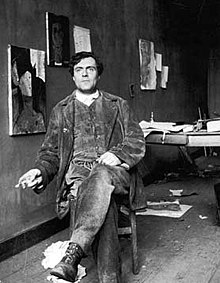 Amedeo Modigliani Amedeo Modigliani Photo.jpg