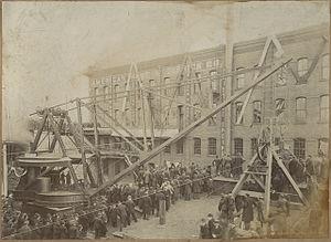American Crane Corporation - Image: American H&D95
