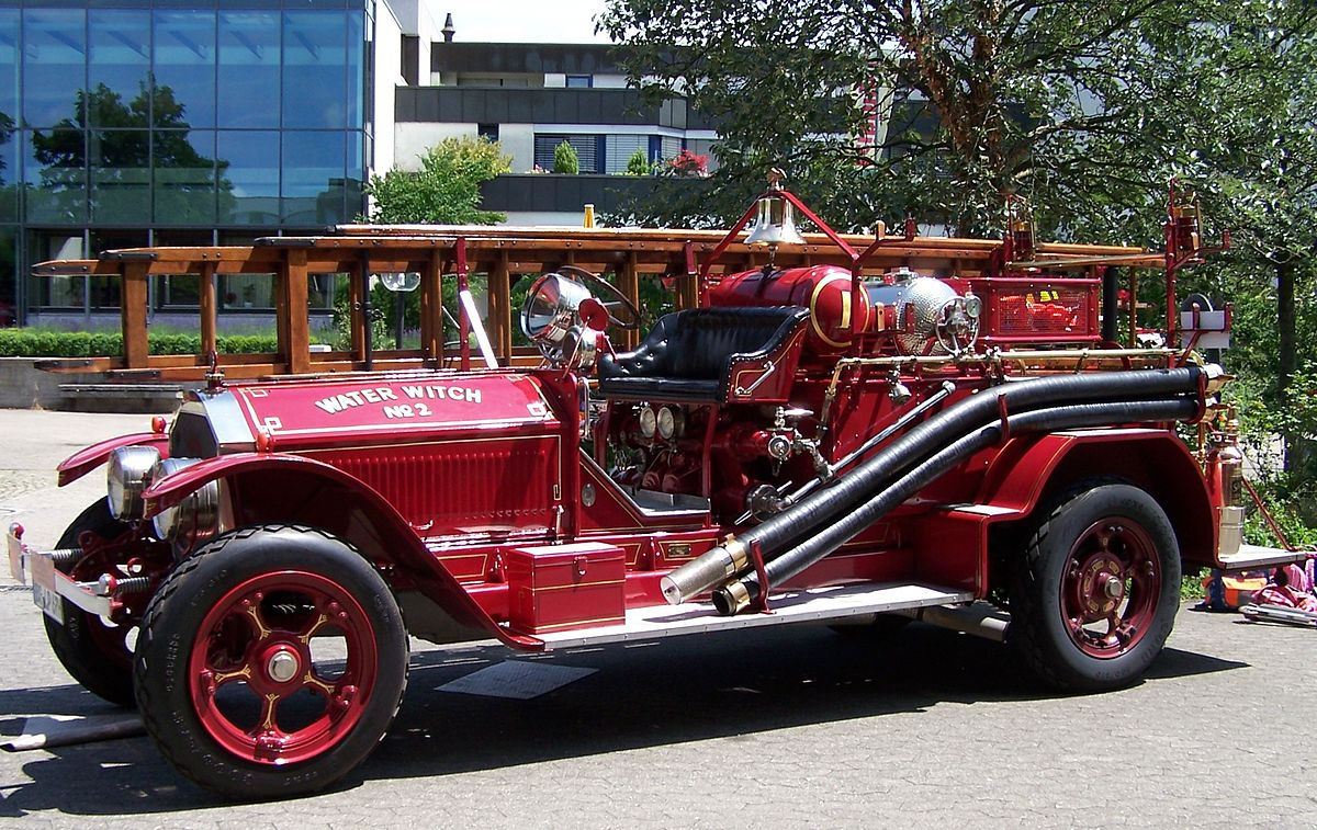 American lafrance wikipedia for La motors summerville sc