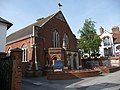 Amesbury - Methodist Church - geograph.org.uk - 1459828.jpg