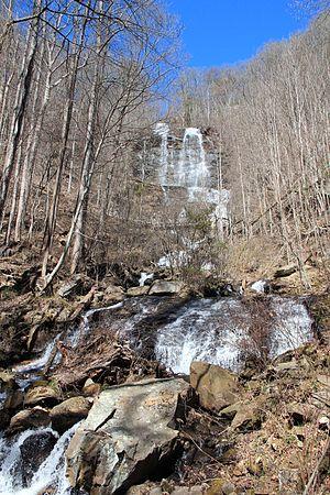 Dawson County, Georgia - Amicalola Falls