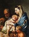 Amigoni (Umkreis) Heilige Familie mit dem Johannesknaben.jpg