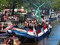 Amsterdam Gay Pride 2013 DoD Ministerie van Defensie boat pic5.JPG