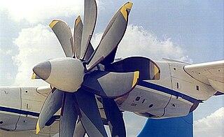 Progress D-27 Propfan engine